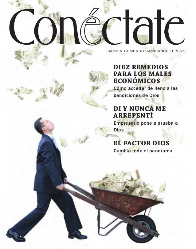 CONECTATE 069: FINANZAS, GENEROSIDAD