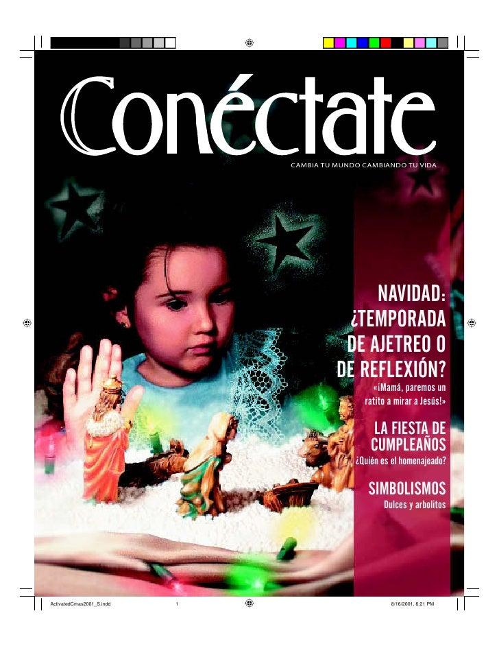 CONECTATE 014: NAVIDAD