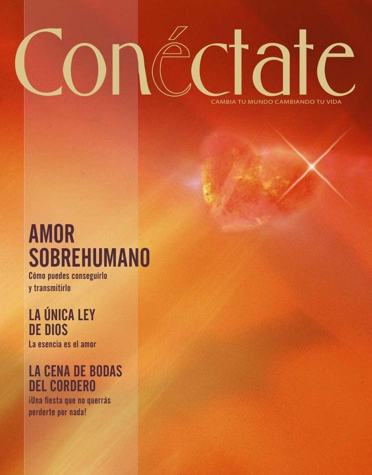 CONECTATE 040: LEY DEL AMOR