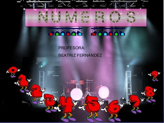 PROFESORA: BEATRIZ FERNÁNDEZ