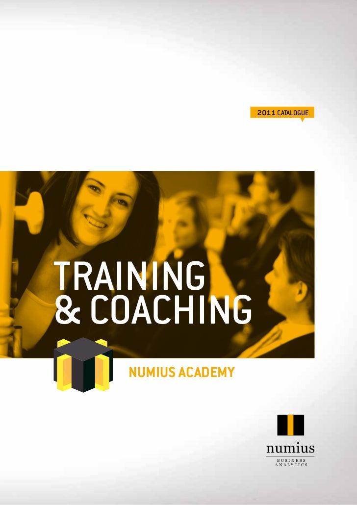 Numius academy brochure_2011