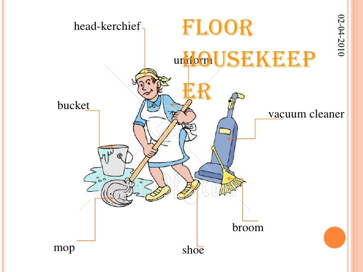Hotel Housekeeping Vocabulary - Nuno
