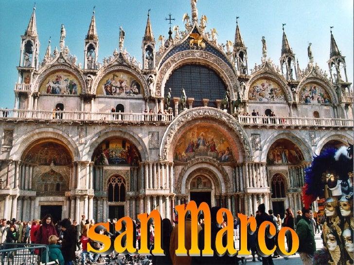 La Basilica di San Marco è un monumento unico per la ricchezza della sua storia, lamaestosità della sua facciata e del suo...