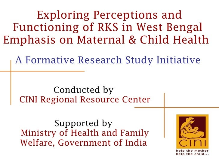 Exploring perceptions and functioning of Rogi Kalyan Samiti in selected districts of West Bengal: Emphasizing on Maternal ...
