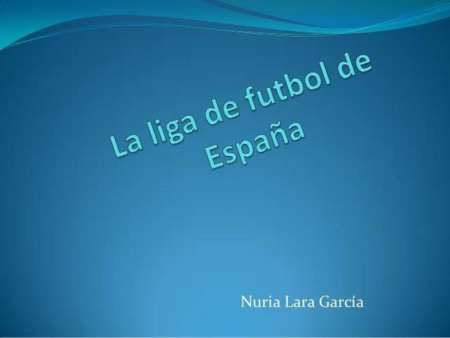 Nuria Lara García