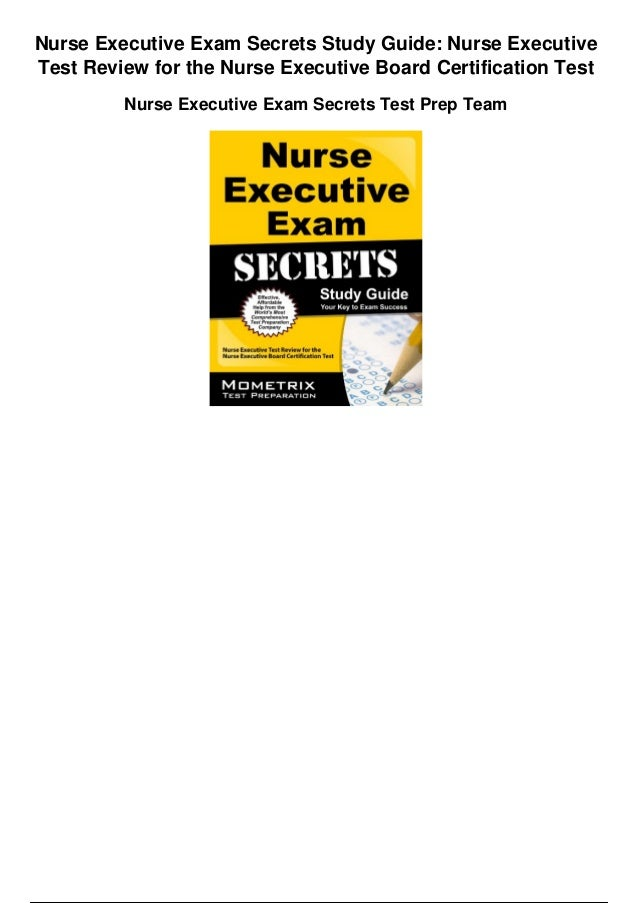 nurse study guide Don't know where to start our free study guides for the cna will help direct you to the most important information you need to know to ace the test the first time.