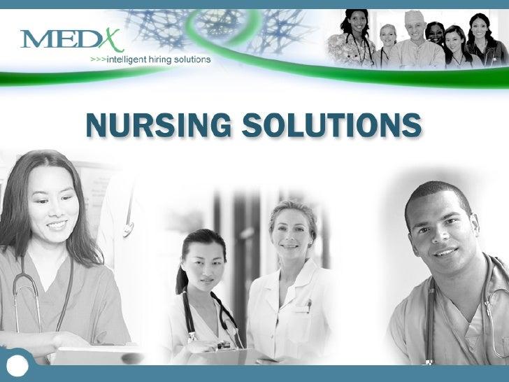 MedX Corp - Employee Hiring & Retention Management Solutions
