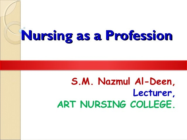 the use of technology in the nursing profession St catherine university sophia master of arts in nursing theses nursing 1-2011 information technology: rns contribute to meaningful use criteria kathleen keller.