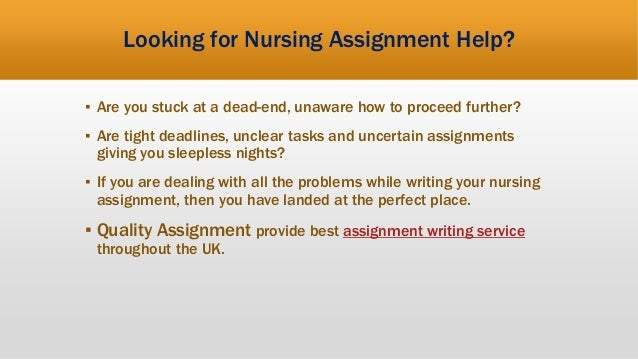 On the internet Assignments Aid in – Qualified Homework Writing Assist to
