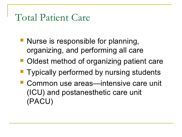 advantage and disadvantage of functional nursing in nursing care delivery system It discusses the various levels of telemedicine and its different possible applications in healthcare, and examines the advantages and disadvantages he advocated maintaining patient safety, consumer-focused relations between professionals and patients, and identifiable service improvement as.