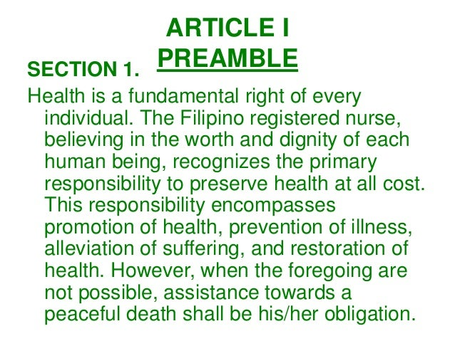cases in nurses code of ethics in the philippines