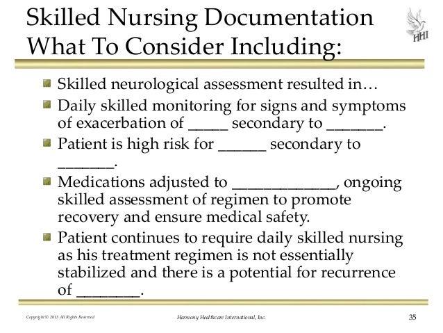 patient progress notes
