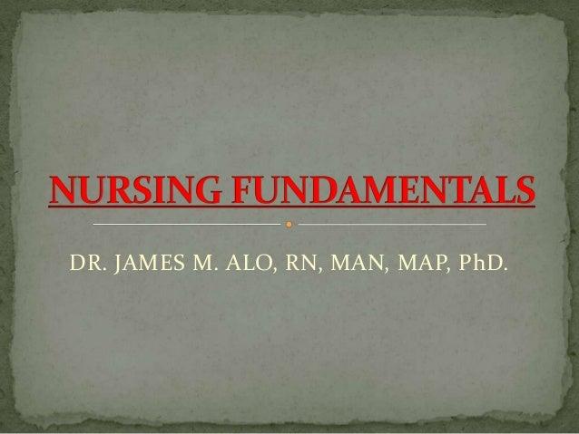 Nursing fundamentals.drjma