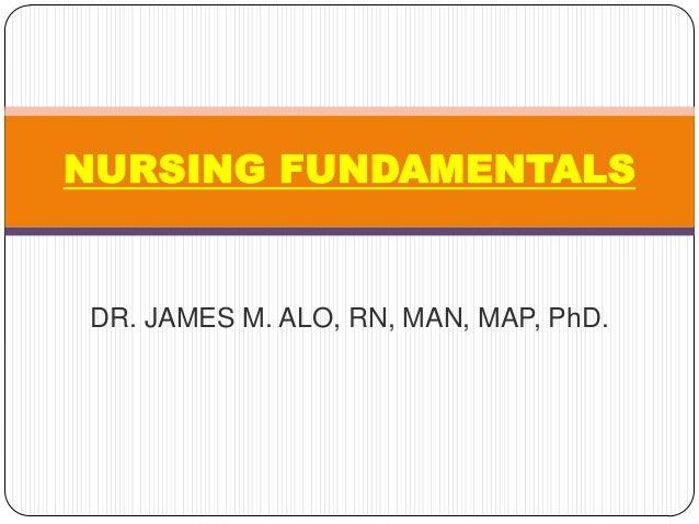 Nursing fundamentals.nursing process.drjma