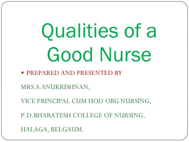 nursing communication