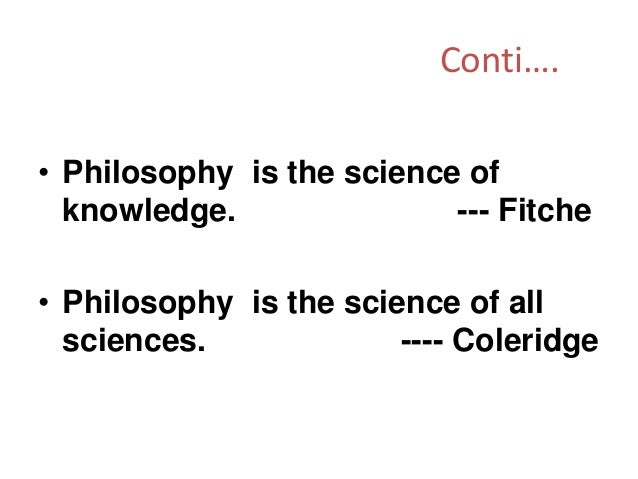 Nursing philosophies