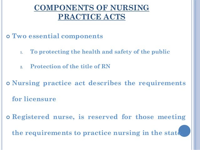 what are the essential components of public health nursing Essential health care 3 this is defined as coordination of various primary health care components into a whole short textbook of public health medicine.