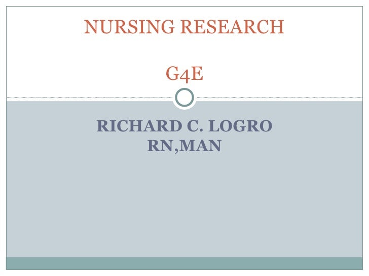 nursing research proposal topics Medicine and nursing dissertation topics -free, excellent master & bachelor dissertation topics will help you get started with your proposal or dissertation.