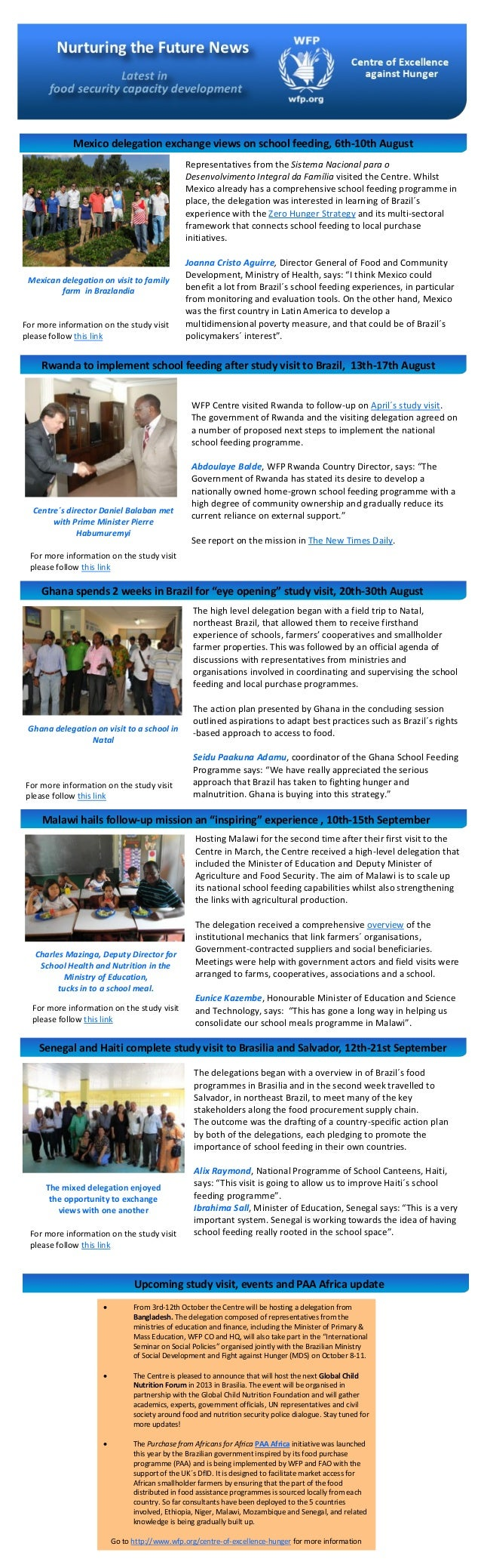 Nurturing the future bulletin final oct 2012