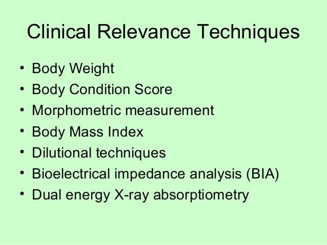 Dog Body Condition Score Body Condition Score•