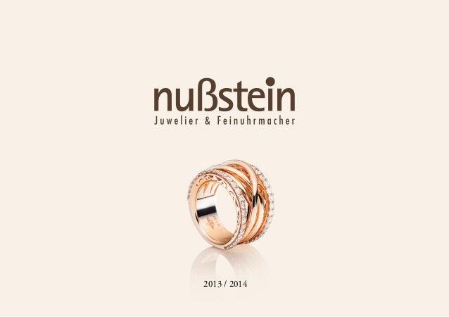 Nußstein | Uhren & Schmuck Magazin