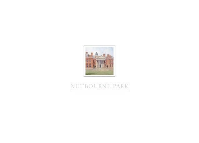 Nutbourne Brochure