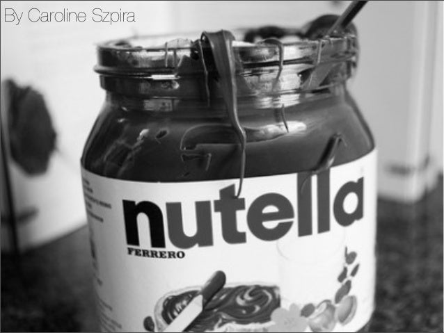 Nutella Integrated Marketing Communication