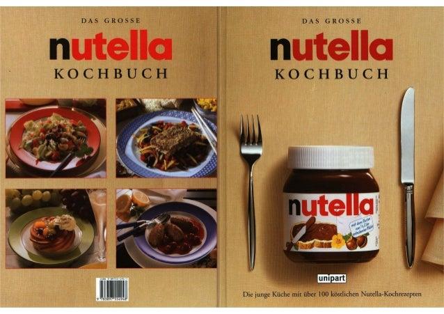 Nutella Kochbuch