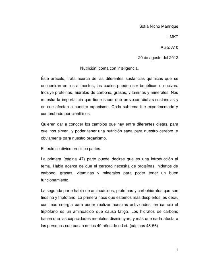 Sofía Nicho Manrique                                                                        LMKT                          ...