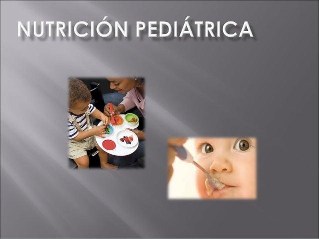 La nutrición en la infancia y en laadolescencia se constituyen tareasprimordiales de los pediatras. Asídentro del ámbito d...
