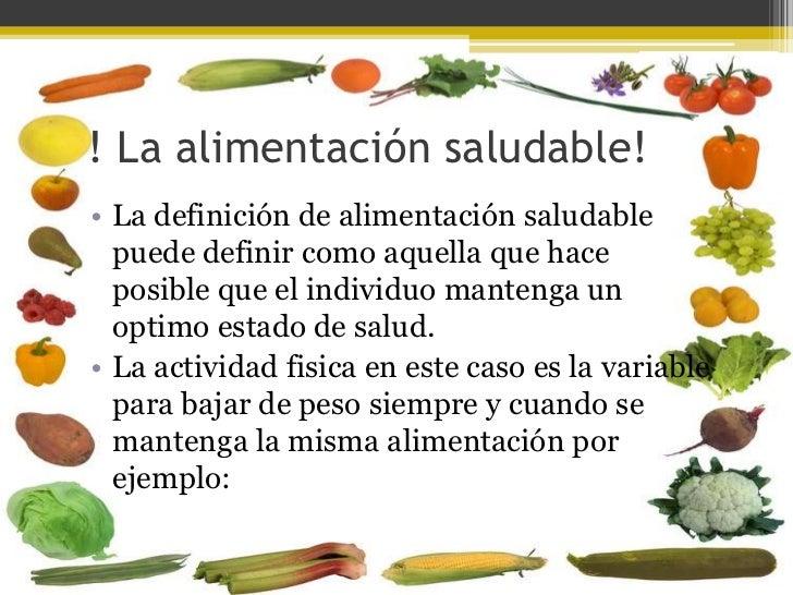 Nutrici n universitaria for Dieta definicion
