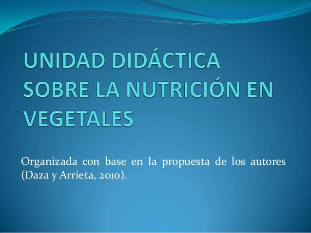 Organizada con base en la propuesta de los autores(Daza y Arrieta, 2010).