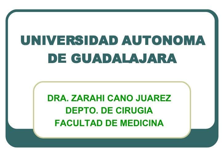 Nutricion En El Pte. Qx.