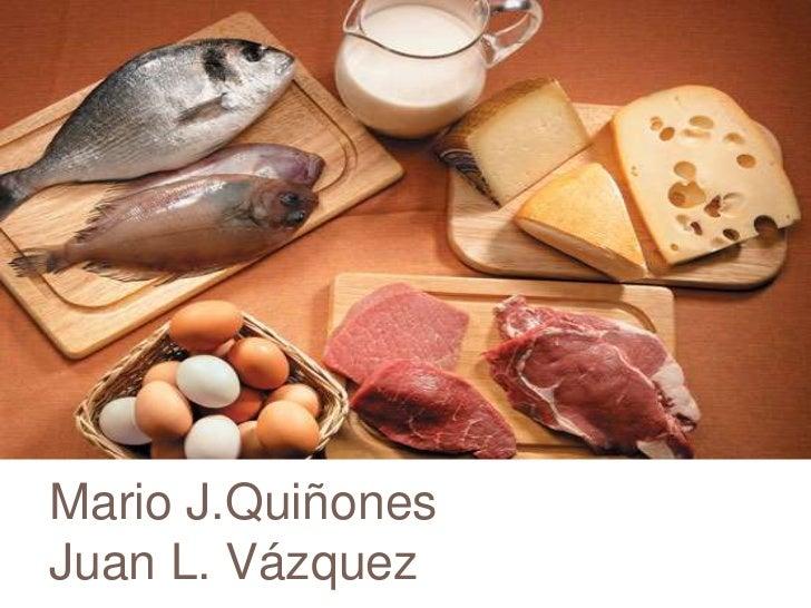 Mario J.QuiñonesJuan L. Vázquez<br />