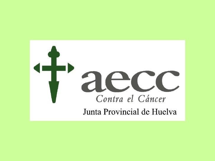¿Qué es la Asociación Española Contra el Cáncer?