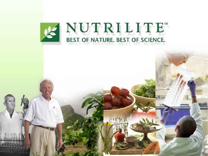 Nutrilite Farm D N A