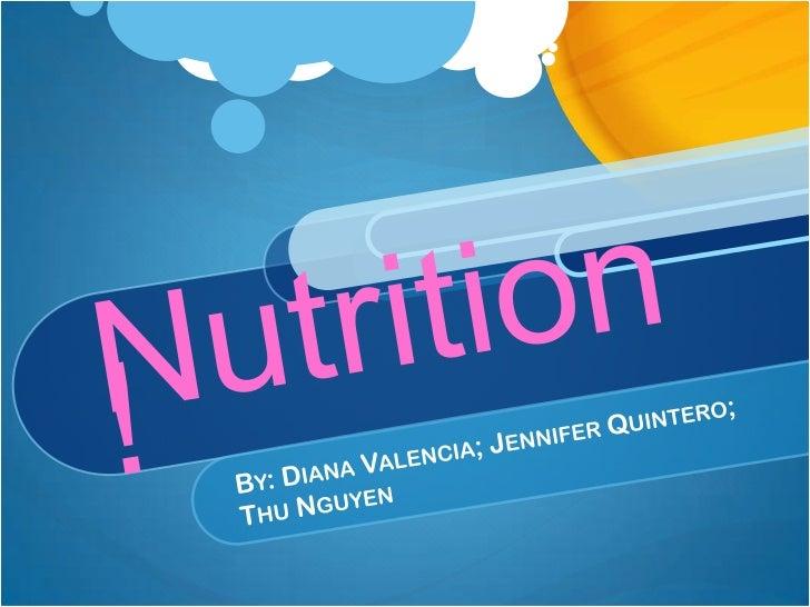Nutrion!
