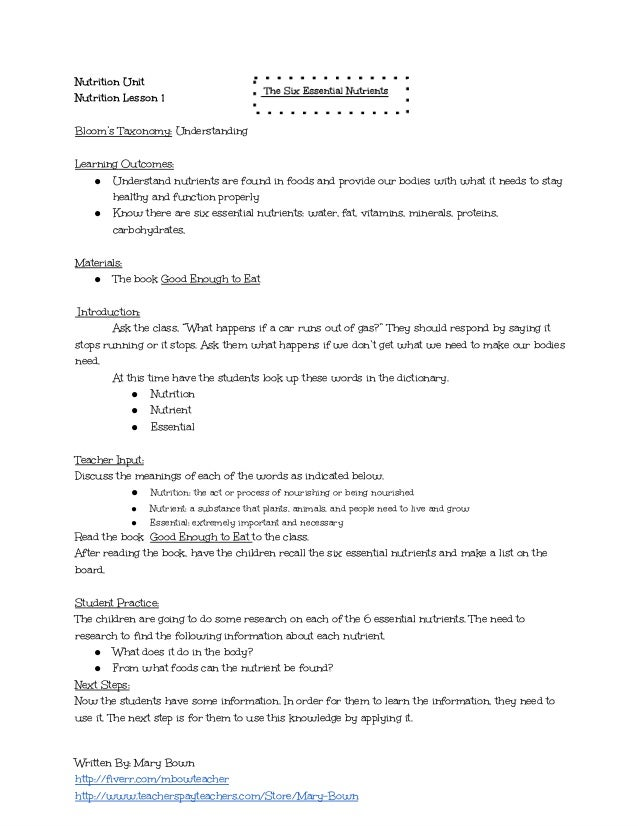 unit plan teaching writing a research paper
