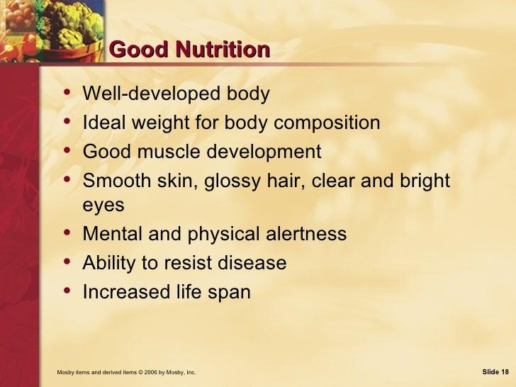 Good Health Essay