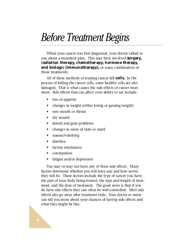 Your Body: After Cancer Treatment Ends