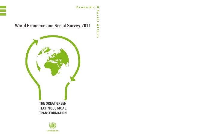 Green Technological Transformation