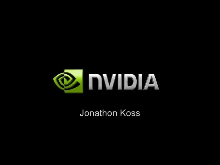 Nvidia company presentation