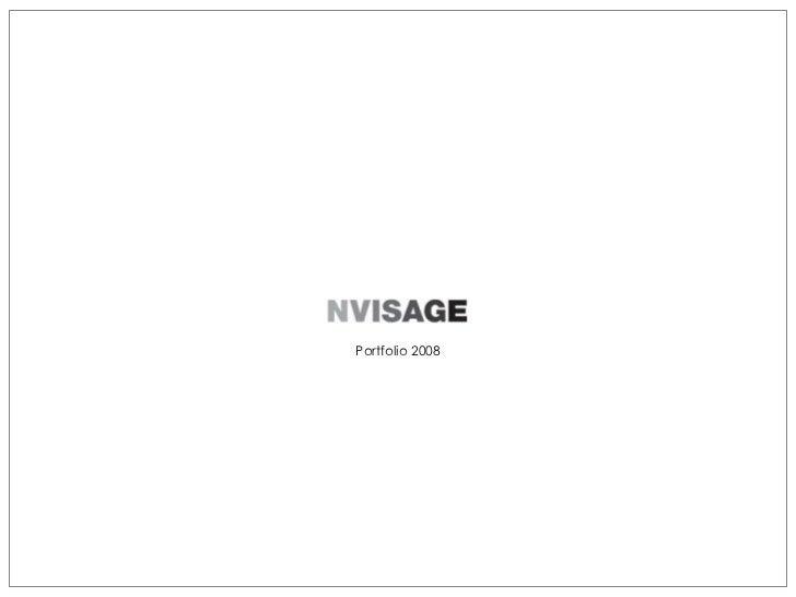 Nvisage Portfolio 2010 Vn03 29 01 10