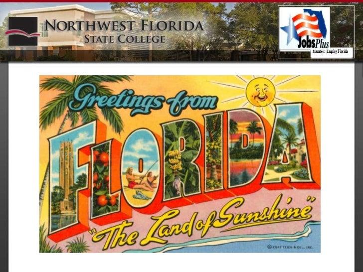 Northwest Florida State College Presentation