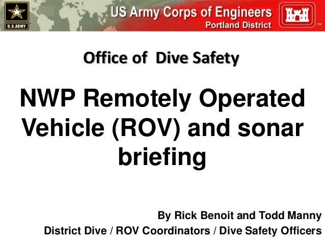 Nwp rov and sonar briefing mar 2014