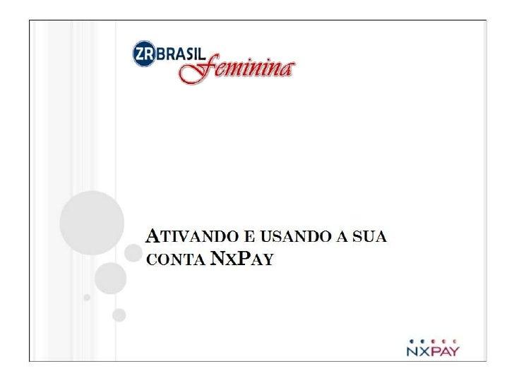 Para maiores informações acesse:                 www.zrbrasilfeminina.com                        Comece agora:https://www....