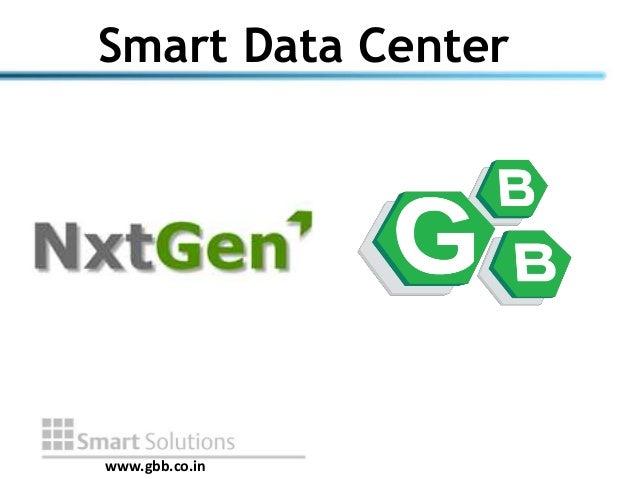 Smart DataCenters