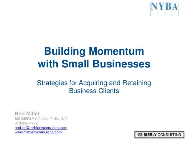 Nyba.retail and small business conference.march 15 2013.v1