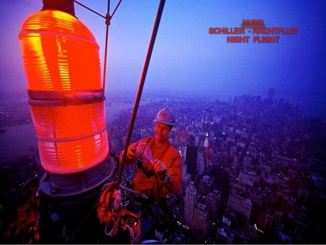 NYC. Night Flight