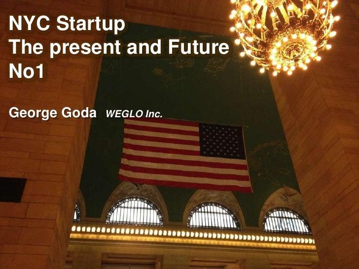 NYC Startups SVS5